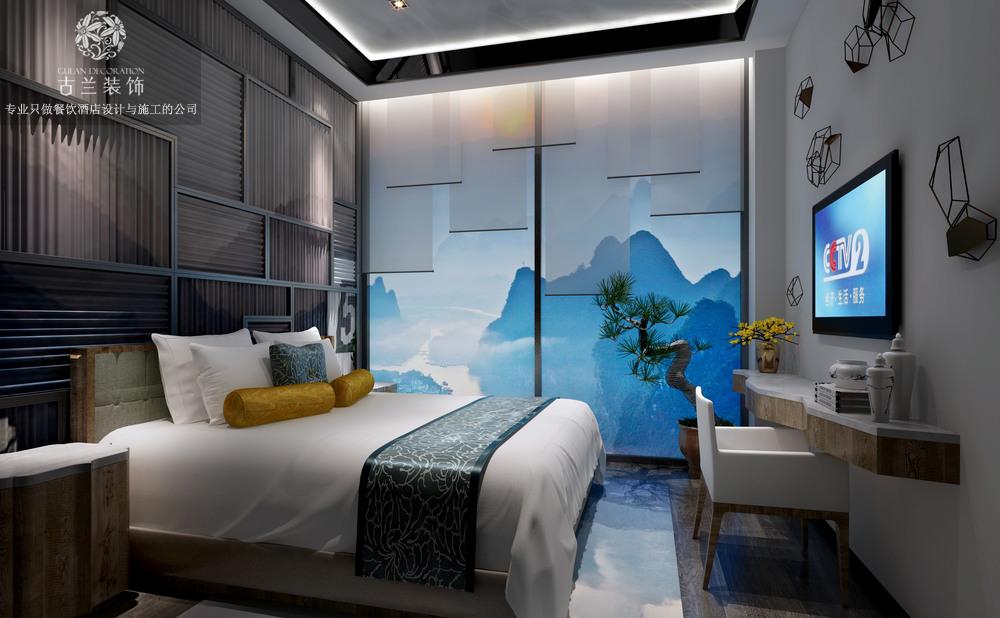 特色主题酒店设计公司