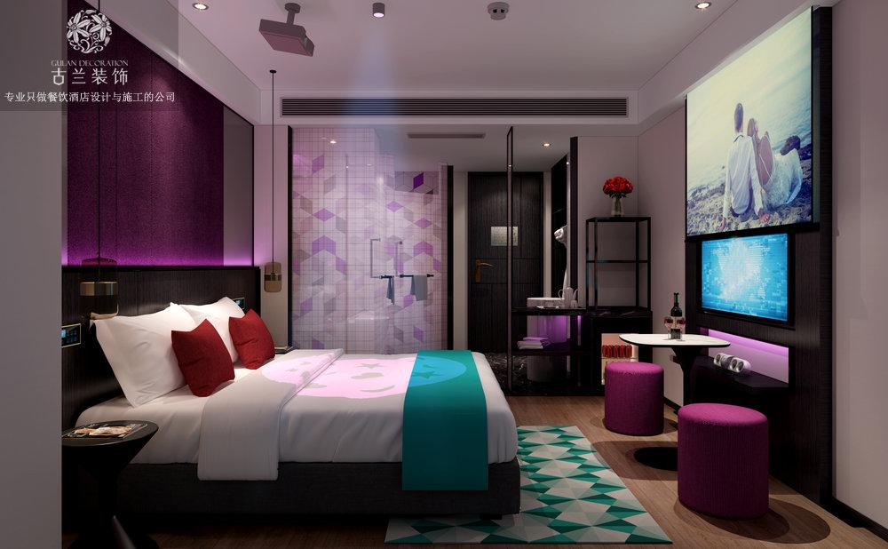 主题酒店设计公司