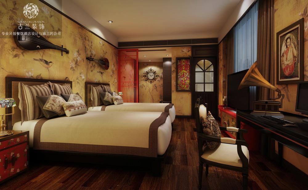 专业度假酒店设计公司