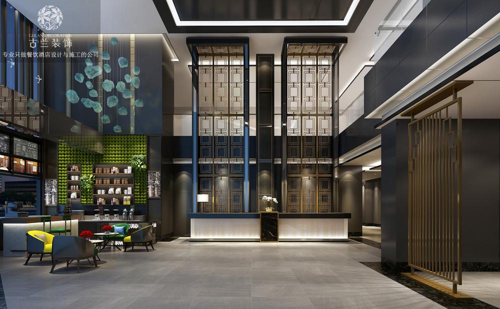 杭州漫纯国际酒店-酒店设计,酒店施工,酒店装修,酒店改造