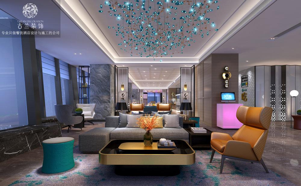 唐道博丽雅布国际酒店-酒店设计,酒店施工,酒店装修,酒店改造