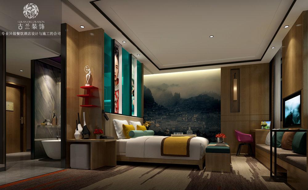 专业精品酒店设计公司