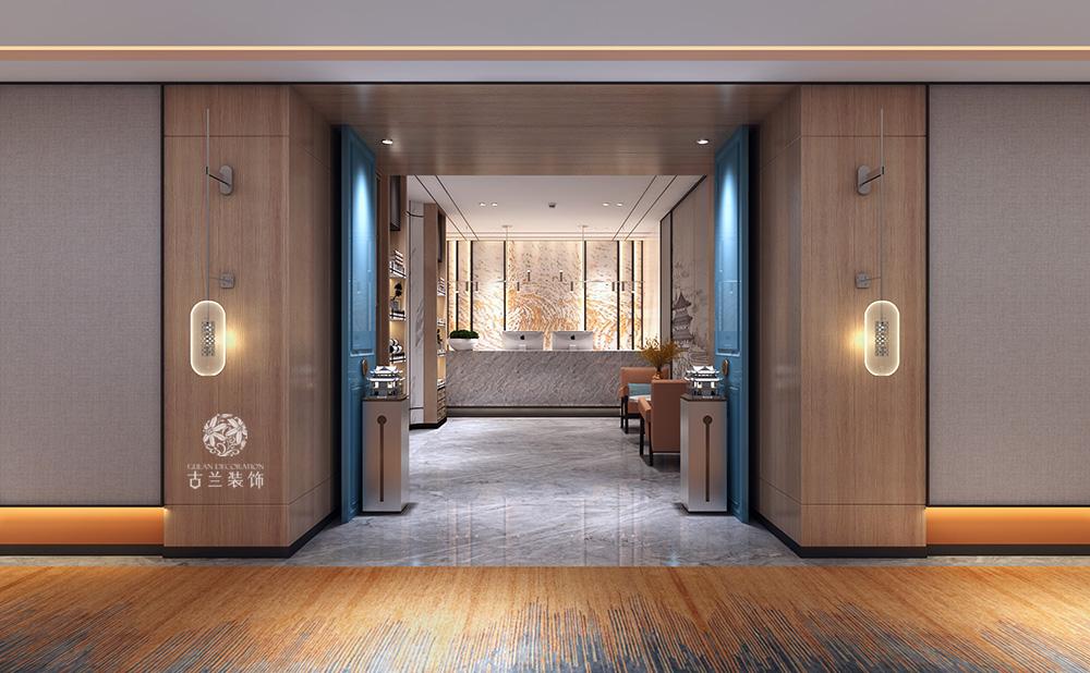 成都博雅酒店-古兰装饰,酒店设计,酒店施工,酒店装修,酒店改造