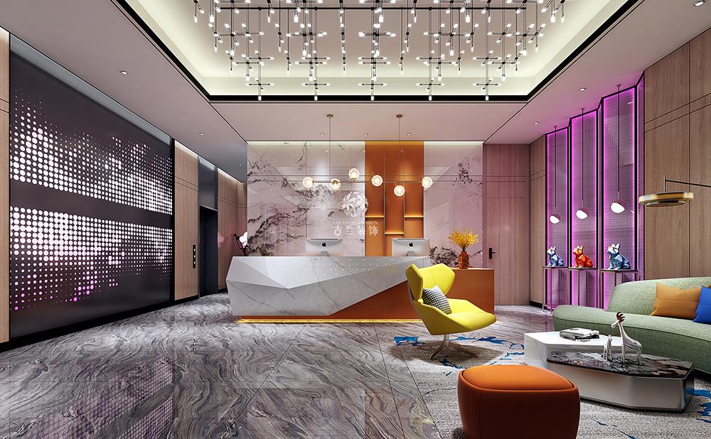 开江和颐艺术酒店-古兰装饰,酒店设计,酒店施工,酒店装修,酒店改造